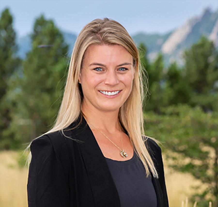 Lindsay Burke, PMHNP-BC, a Nurse Practitioner in Boulder, CO.